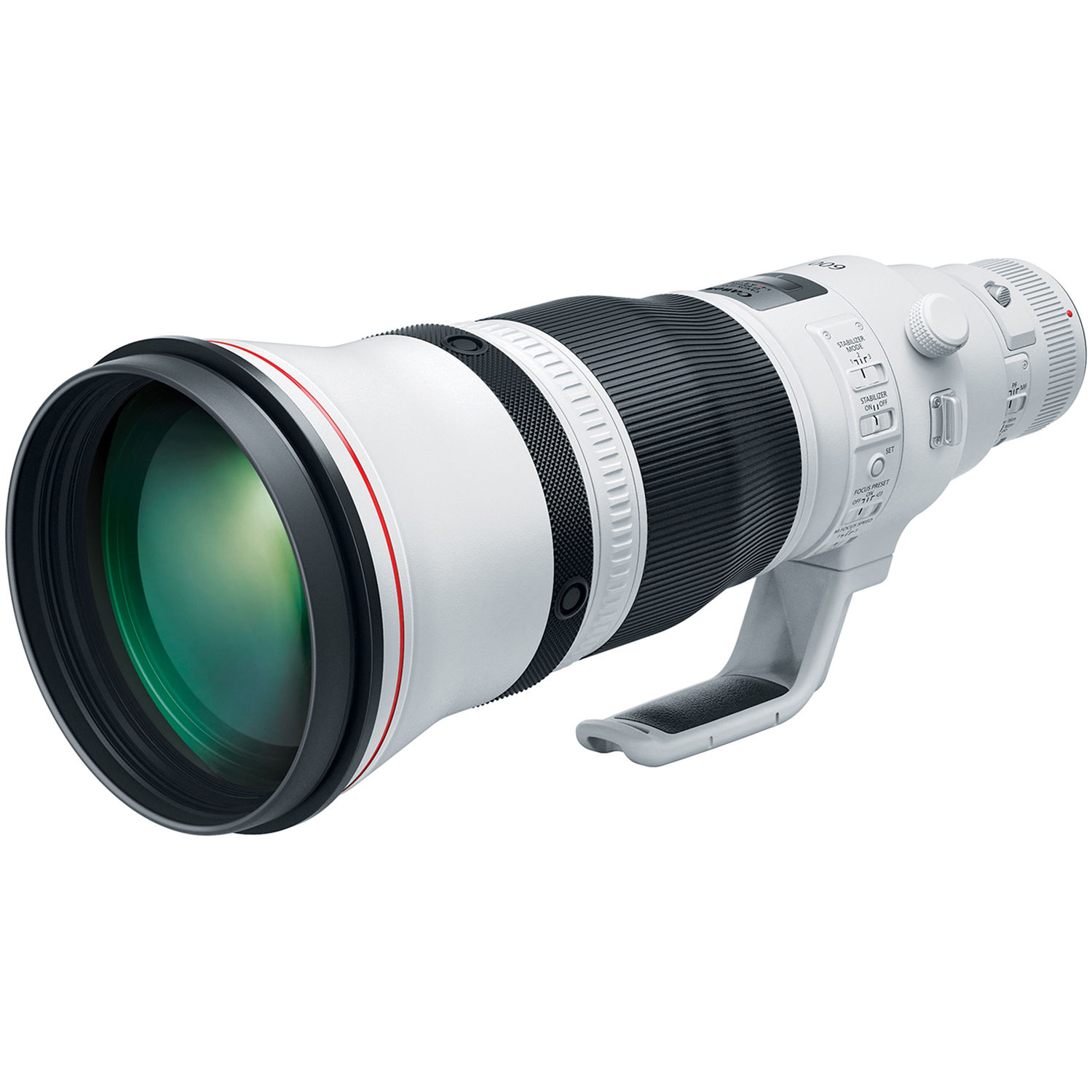 Canon Ef 600Mm F/4L Is Iii Usm Lens 3329C002 B&Amp;H Photo Video