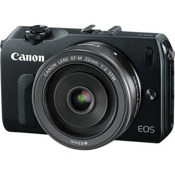 Canon EOS-M Digital Camera