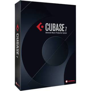 Steinberg Cubase 7 - Music Production Software