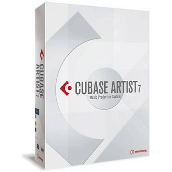 Steinberg Cubase Artist 7 - Music Production Software