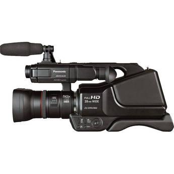 Panasonic AG-AC8PJ AVCCAM HD Shoulder-Mount Camcorder