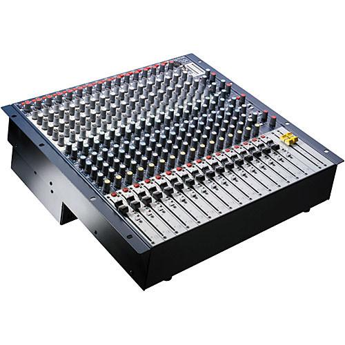 soundcraft gb2r 16 16 channel rack mountable audio mixer