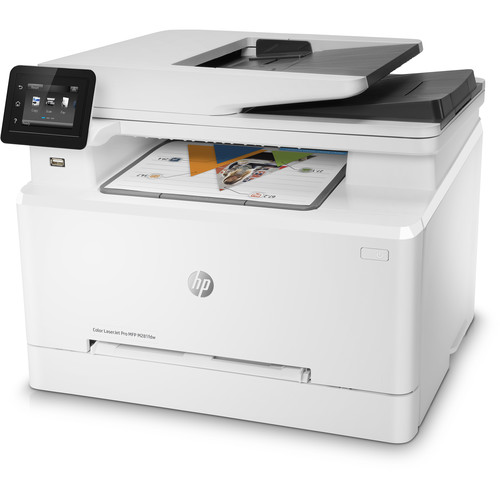 HP LaserJet Pro M281fdw Wireless All-in-One Laser Printer w/ original HP toner