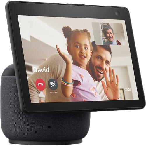 Amazon Echo Show 10 3rd Generation Charcoal B07vhz41l8 B H