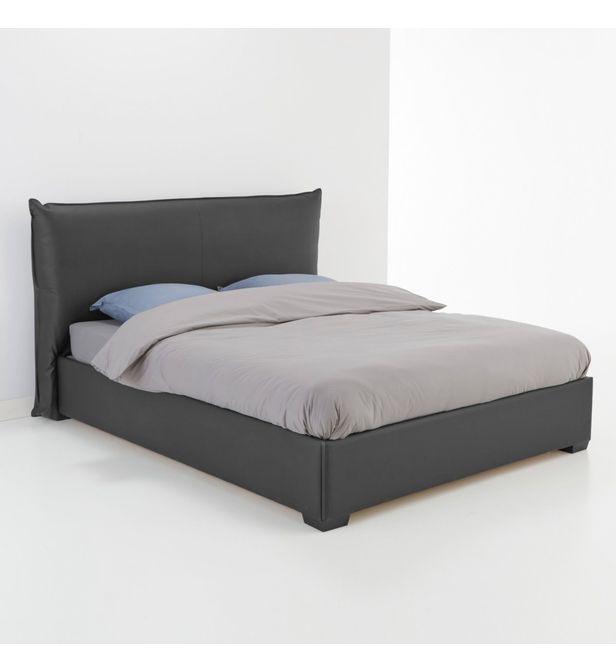 lit coffre avec sommier relevable