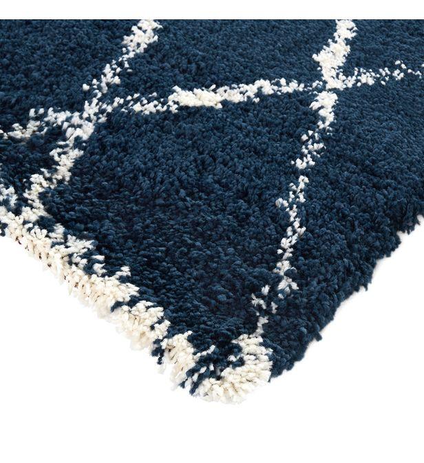 tapis style berbere rabisco la redoute