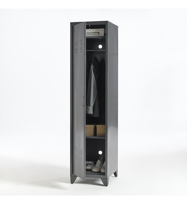 armoire vestiaire americain 1 porte en