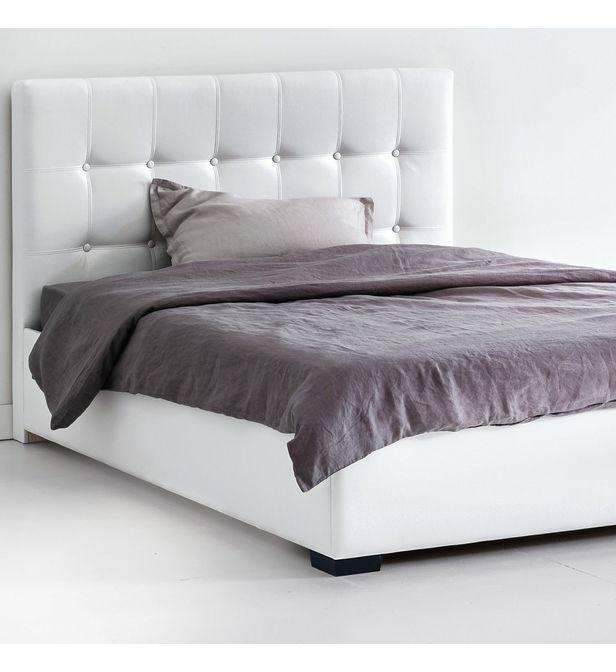 lit coffre avec sommier relevable eneko