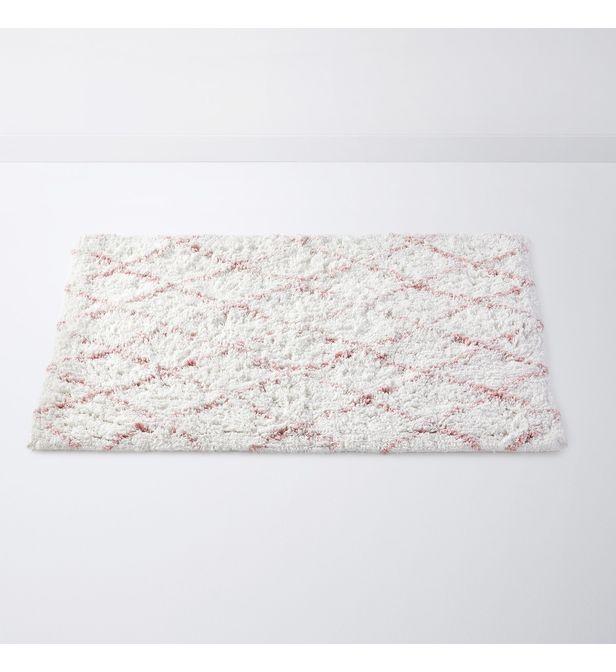 tapis de bain style berbere diamond la