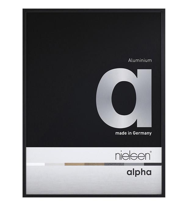 cadre alpha aluminium 70 x 100 cm