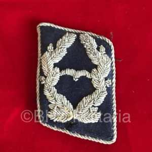 Luftwaffe Medical Unit Collar Tabs Major