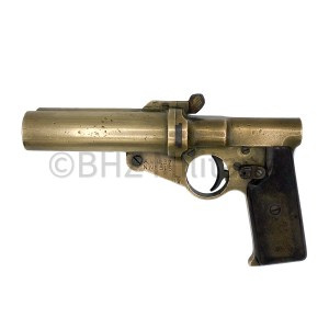 Kriegsmarine Double Barrel Flare Gun AWW37