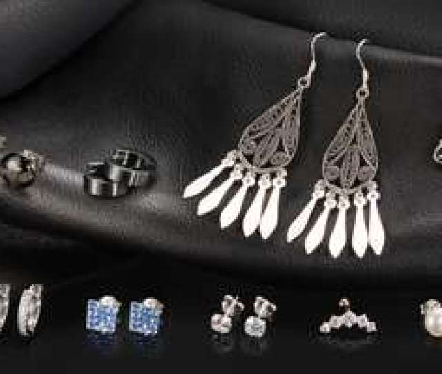 Fingerrings Earrings Necklaces