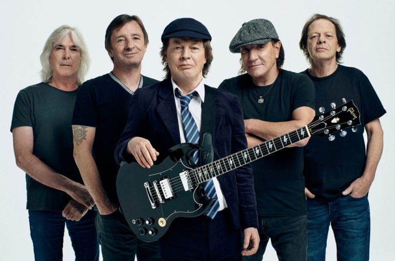 AC/DC Rock the U.K. Albums Chart With 'Power Up' | Billboard