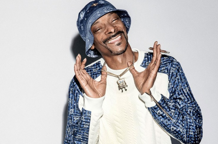 Snoop Dogg Talks New Album 'I Wanna Thank Me' | Billboard | Billboard