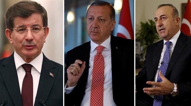 Erdoğan, Çavuşoğlu ve Davutoğlu hakkında suç duyurusu
