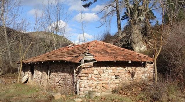 400 yıllık su değirmeni kuraklık nedeniyle durdu