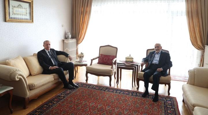 Erdoğan, Bahçeli'den sonra Saadet Partisi'yle de görüşüyor!