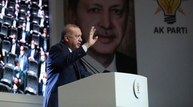Erdoğan: CHP'nin yere göğe sığdıramadığı İsmet İnönü…