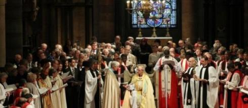 Nuevos retos para la Iglesia anglicana en el 2015