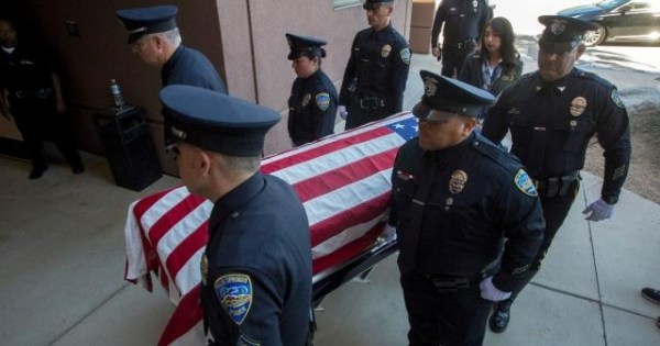 Number of police officers killed in the line of duty hits ...