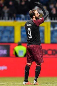 Calciomercato Milan, Higuain-Chelsea è un intrigo. Fellaini nel mirino