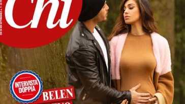 Belen Rodriguez ha un mancamento durante Tu Si Que Vales, 10 giorni fa il parto