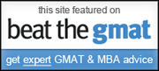 Beat The GMAT