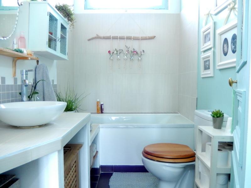 decoration de la salle de bain