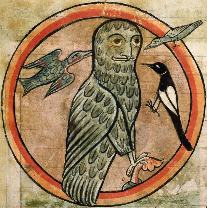 Afbeeldingsresultaat voor the owl and the nightingale