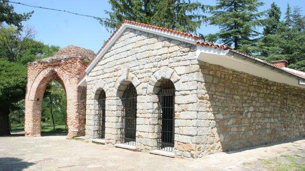 Kazanlık Türbesi- ülkenin ulusal öneme sahip turizm gözdesi -  Bulgaristan'ın 100 Ulusal Turistik yeri