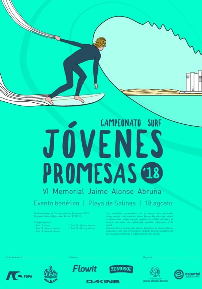 campeonato surf Gijón