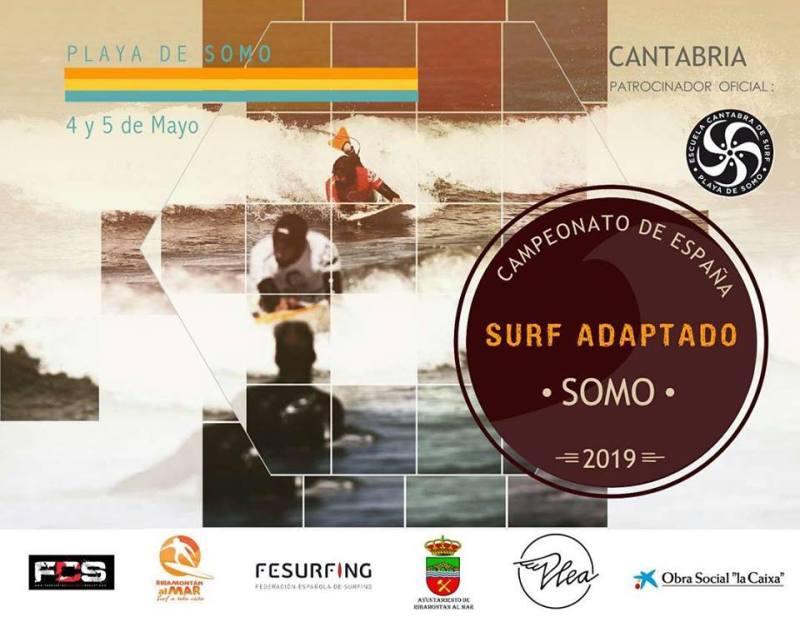 campeonato surf adaptado