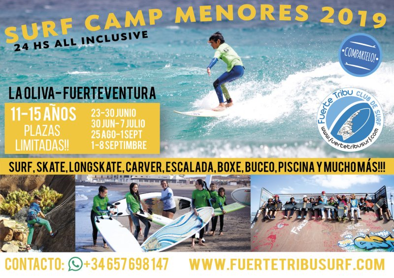 camp surf fuerteventura