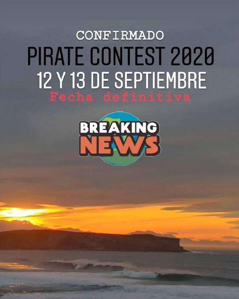 pirate contest 2020