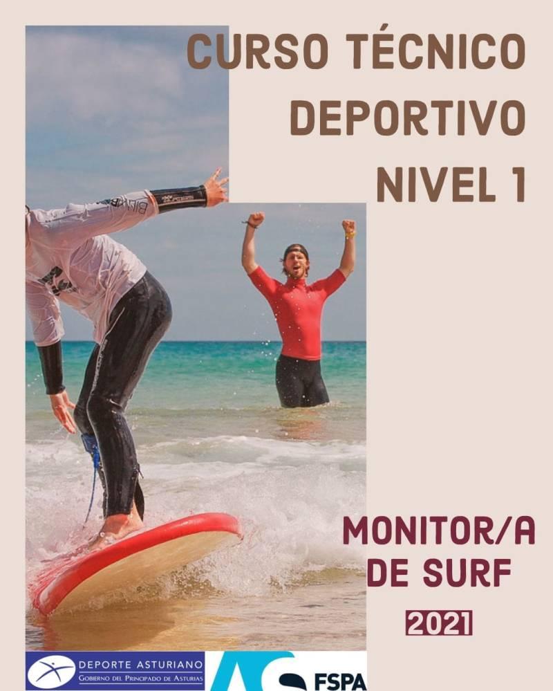 curso monitor surf