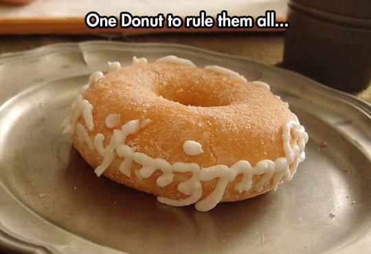 donut de mordor