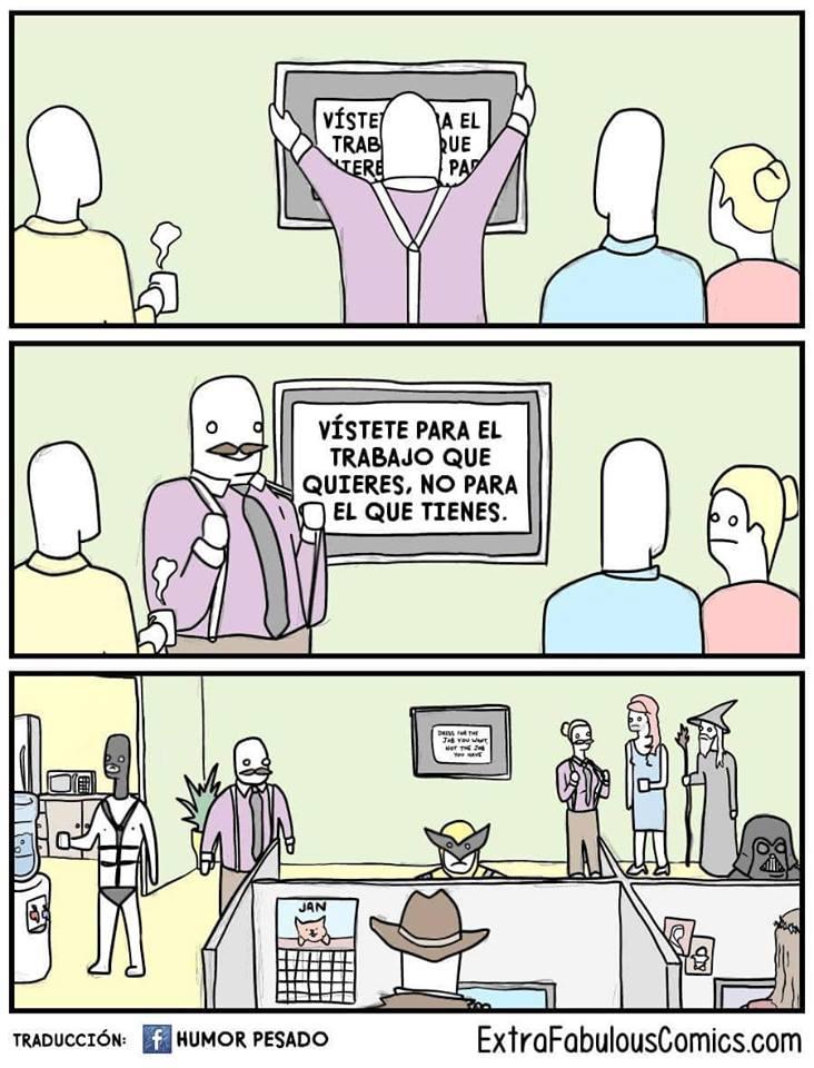 webcomic vestimenta
