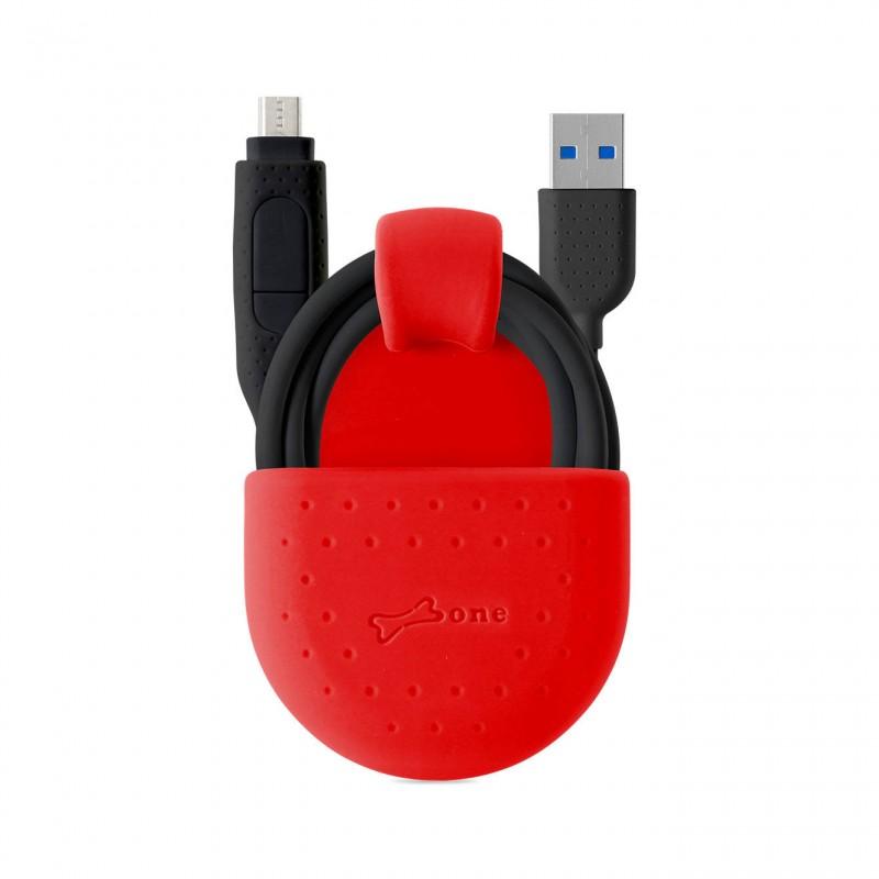 2in1 USBケーブル (Type-C + Micro B) トナカイさん iDualink - ケーブル ...