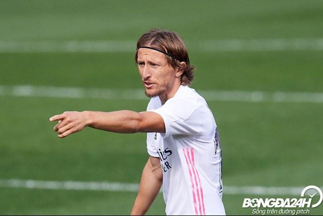 Tiểu sử cầu thủ Luka Modric tiền vệ câu lạc bộ Real Madrid