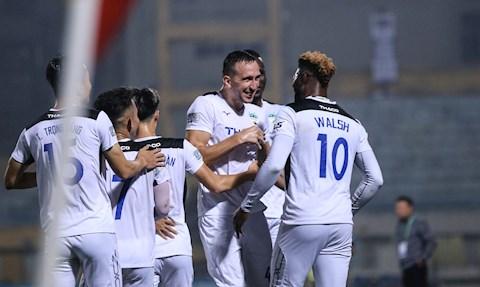 HAGL mất trung vệ Damir Memovic ở trận gặp Nam Định