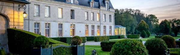 wonderful french chateau review of chateau de courcelles - 986×485
