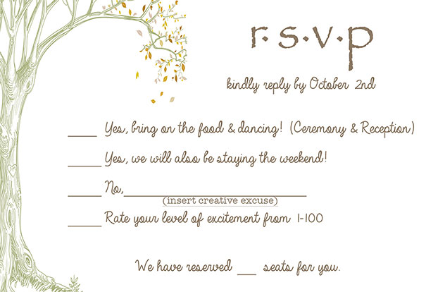 9 Hilarious Wedding Invitations That