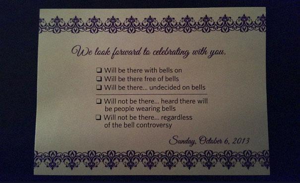 Funny Wedding Invitations Rsvp 4