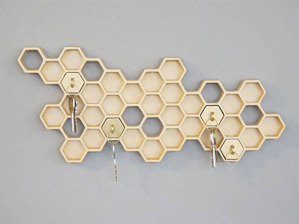 20 clever and functional key holders