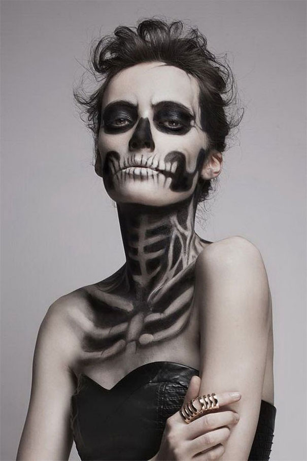 X-ray Make-up