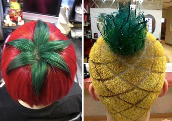 15+ Of The Craziest Haircuts Ever