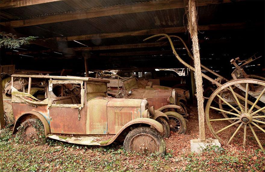 tesoro-vintage-old-classico-auto-Retromobile-france-roger-Baillon-14