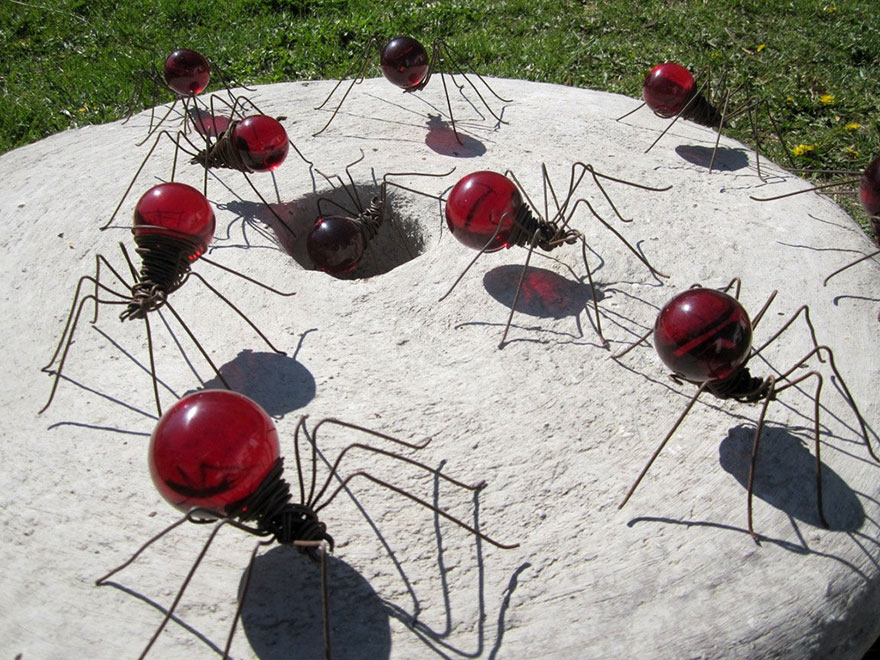 Red Spiders
