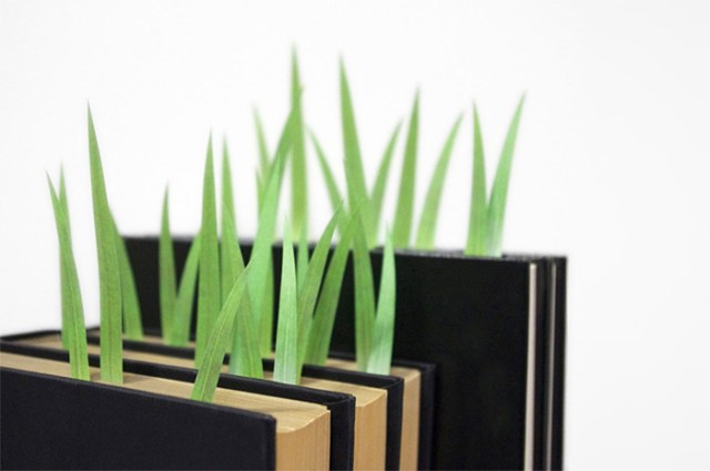 Grass Page Markers
